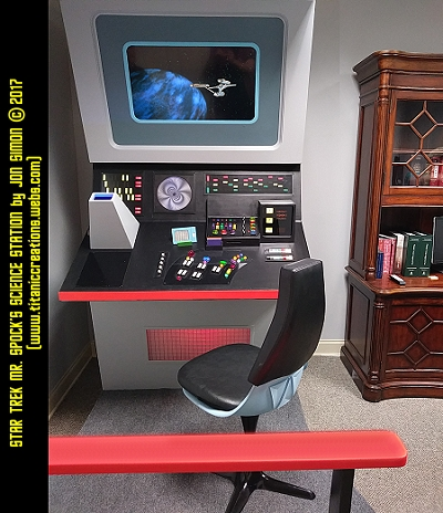 MR. SPOCK'S SCIENCE STATION 2017