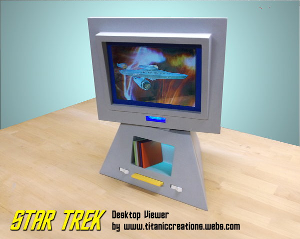 Star Trek Desktop Viewer