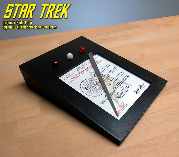 Star Trek Logbook